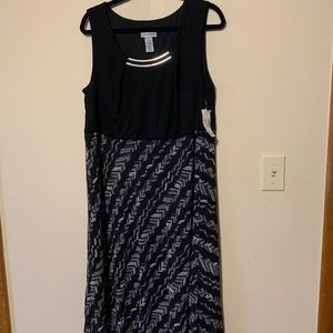 Cathrines Maxi sleeveless dress New With Tags